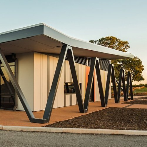 Education, Science & Research Project - Loxton Research Centre by Hames Sharley