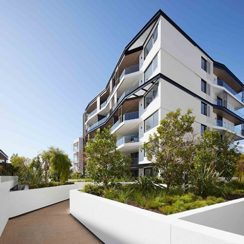 Residential Project - Marina East, Perth, Western Australia  by Hames Sharley