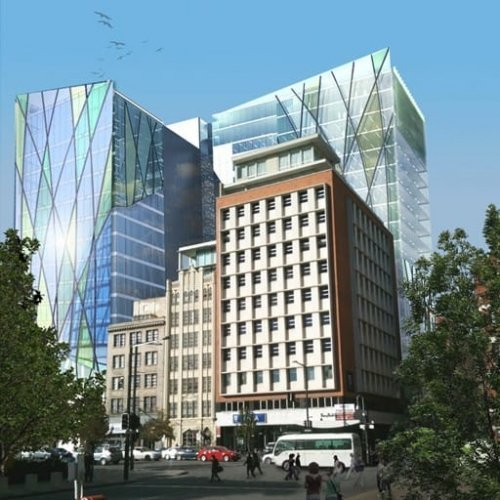 Retail & Town Centres Project - North Terrace Mixed Use Development, Adelaide CBD, South Australia by Hames Sharley