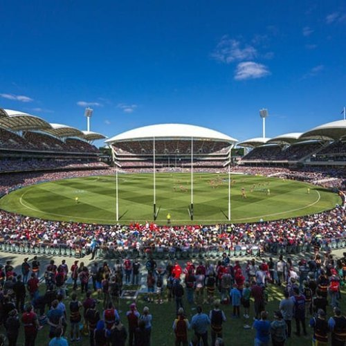 Sport & Recreation Project - Adelaide Oval Redevelopment, Adelaide, South Australia by Hames Sharley