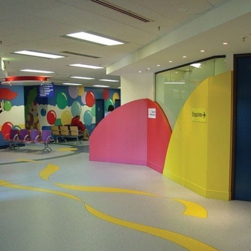 Health Project - Princess Margaret Hospital Entry and Emergency Upgrade, Subiaco, Western Australia by Hames Sharley