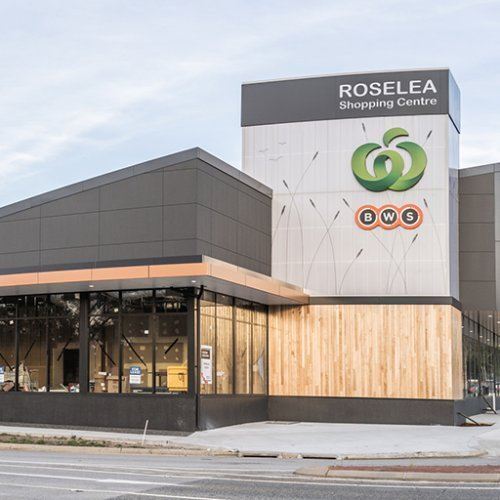 Retail & Town Centres Project - Roselea Shopping Centre, Balcatta, Western Australia by Hames Sharley