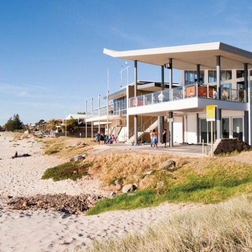 Sport & Recreation Project - Seacliff Surf Life Saving Club, Seacliff, South Australia by Hames Sharley