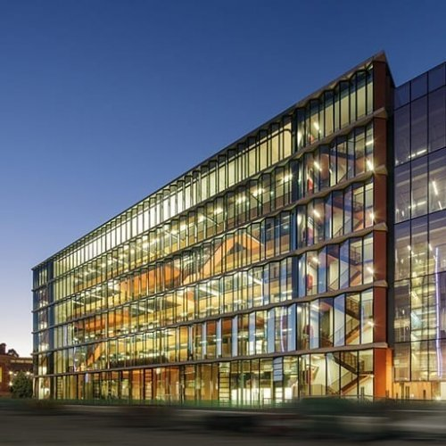 Education, Science & Research Project - The Braggs Building, Adelaide, South Australia by Hames Sharley