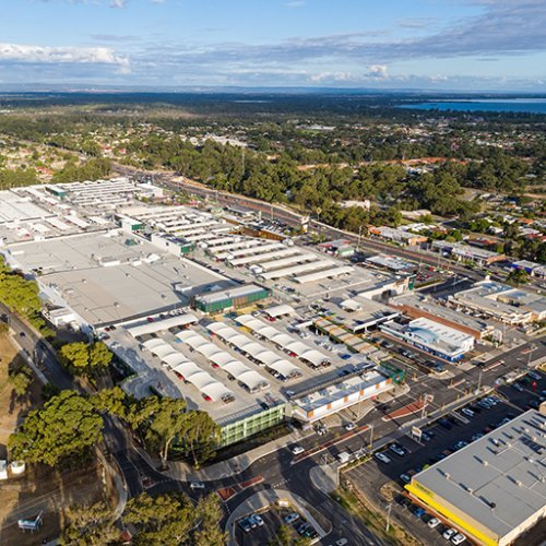 Retail & Town Centres Project - Mandurah Forum by Hames Sharley