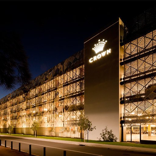 Public & Culture Project - Crown Perth Car Park by Hames Sharley