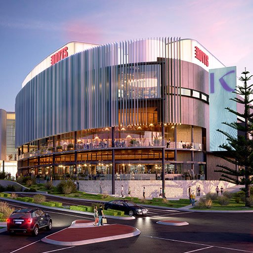 Our project: Karrinyup Shopping Centre