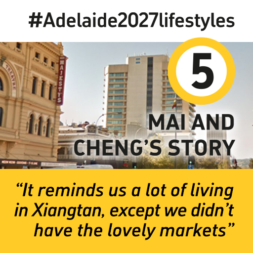 Thumbnail for the article 'City Central: Mai and Cheng's Story' by Andrew Russell