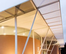 Image for the article Regional Building Sets its Sights on Sustainability