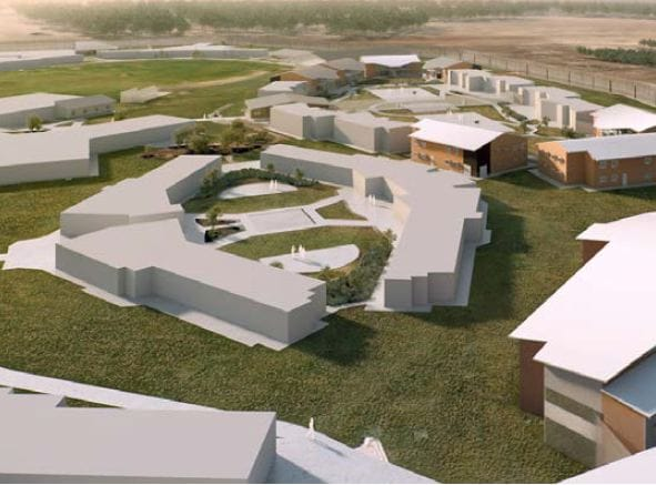 Image for the article Hames Sharley part of a design team delivering the Acacia Prison Expansion