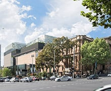 Image for the article Hames Sharley collaborates with Australian Museum on $285 million master plan