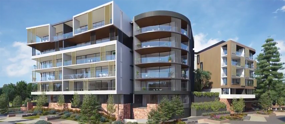Hames Sharley News: WA residential project opens to market