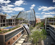 Image for the article Hames Sharley Involved in Perth's Largest Urban Redevelopment Project