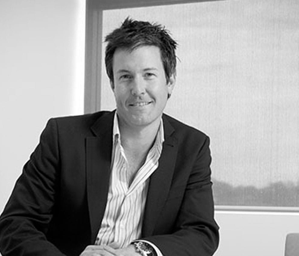 Image for the article Caillin Howard New Managing Director