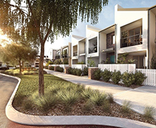 Thumbnail for the article 'Community invited to Calleya Terrace home launch'