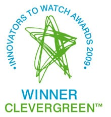 Thumbnail for the article 'Finalist in Clever Green Innovators to Watch Award'
