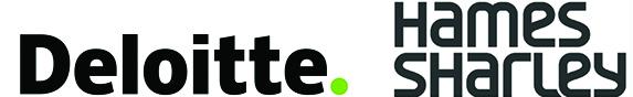 Deliotte and Hames Sharley Logos