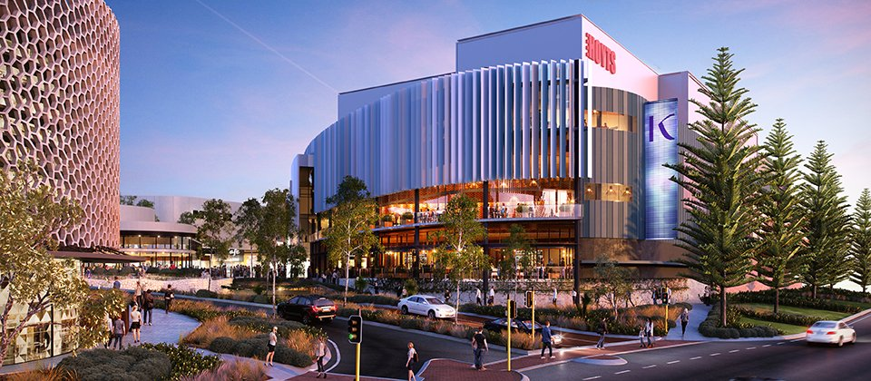 Feature image for the article 'Major Karrinyup Designs Receive Green Light'