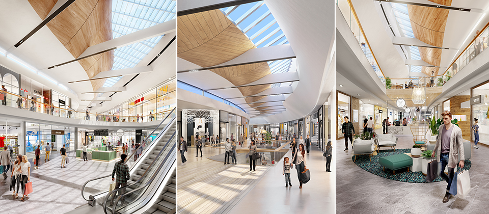 Feature image for the article 'Karrinyup Shopping Centre's new Fashion Loop opens'