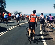 Image for the article Sydney's 2014 Gong Ride