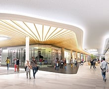 Image for the article Mandurah Forum Stage 1 unveiled to the public