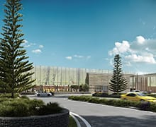 Image for the article Mandurah Forum Shopping Centre proceeds into construction phase