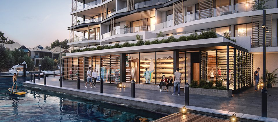 Feature image for the article 'Stage 2 of Marina East Residential Development Launched'