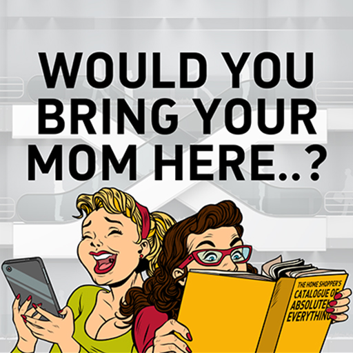 Feature image for Would you bring your mom here…? Part 1