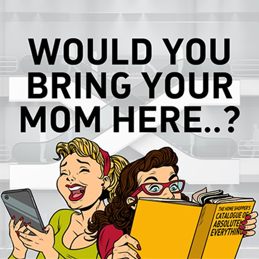 Thumbnail for the article 'Would you bring your mom here…?' by David McCarroll