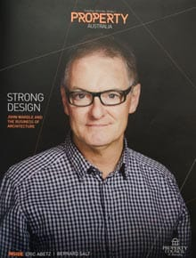 Cover of Property Australia , from 28th February, 2014