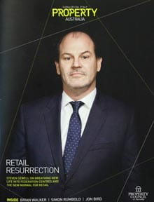 Cover of Property Australia, from 29th November, 2013