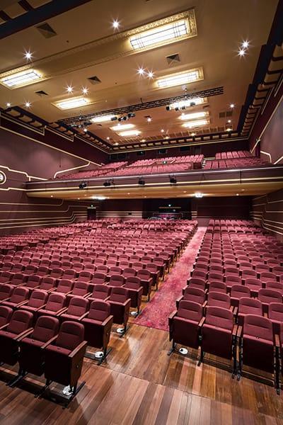 The Regal Theatre in April 2016