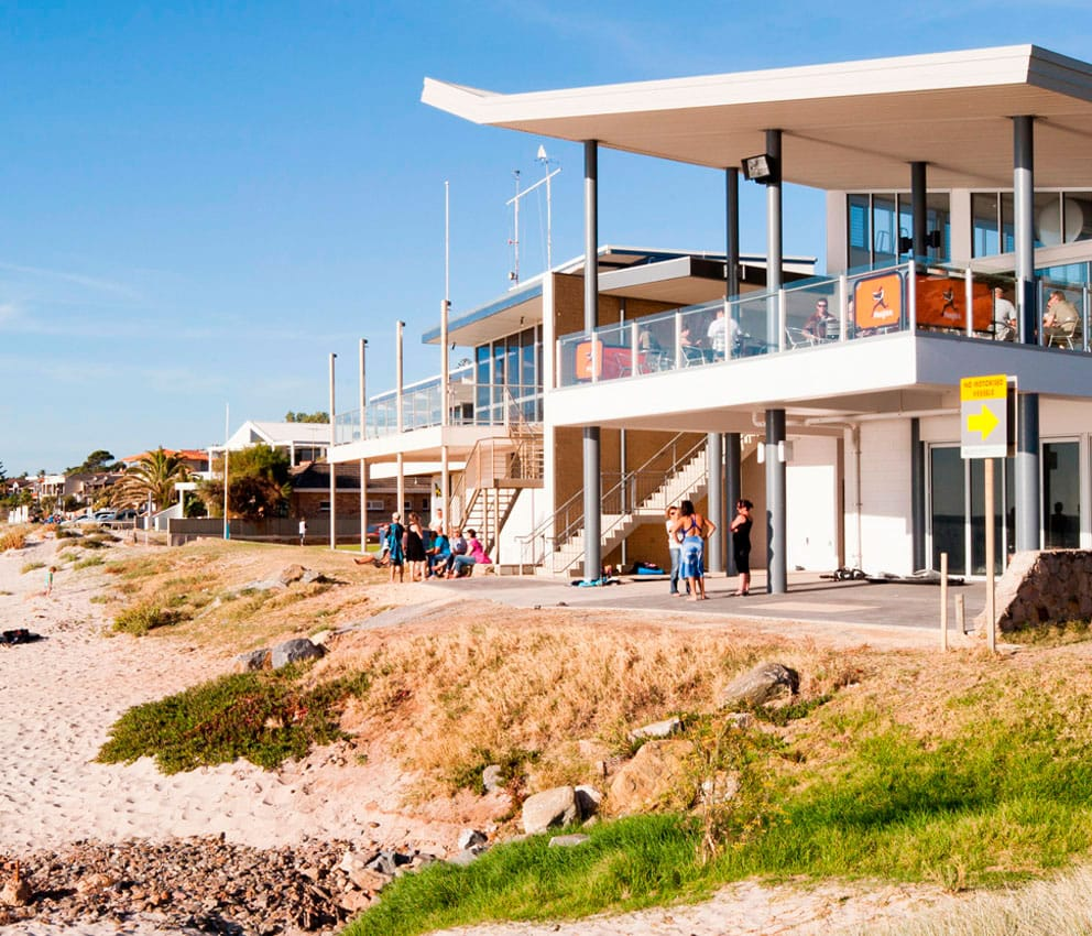 Image for the article Seacliff Surf Life Saving Club