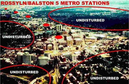 The Rosslyn-Ballston solution in Washington