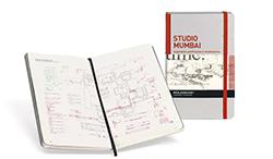 Architecture Themed Moleskine Notebooks