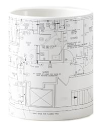 The Blueprint Mug