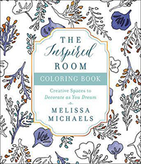 The Inspired Room Colouring Book