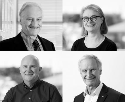 Hames Sharley News Article: National design firm celebrates the 'Fellows of Hames Sharley'