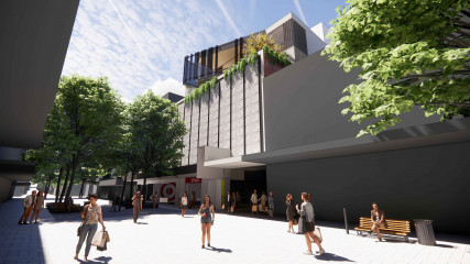 Hames Sharley News Article: Workplace takes the lead to revitalise City's CBD in the wake of retail downfall