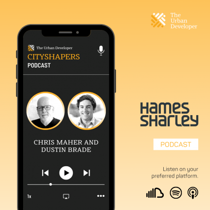 Hames Sharley News Article: City Shapers Podcast: Flexibility and the demand for mixed-use developments