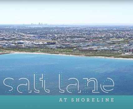 Hames Sharley News Article: Paving the way to a more sustainable future with Salt Lane