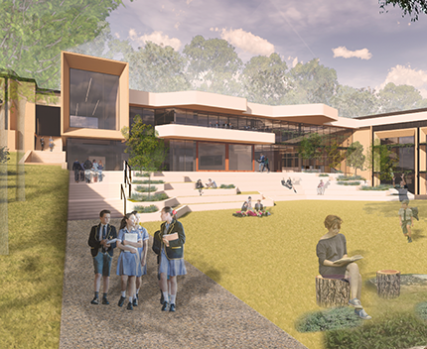 Hames Sharley News Article: Scotch College Wellbeing and Sports Centre aiming for Core Certification