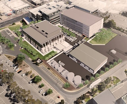 Hames Sharley News Article: New emergency services headquarters on track for 2021/22 bushfire season