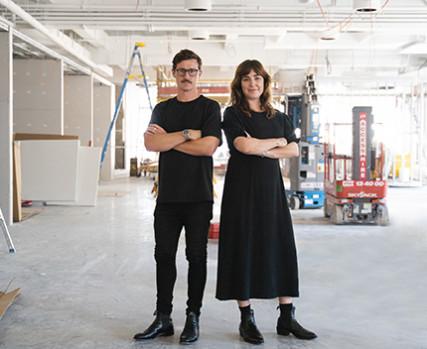 Hames Sharley News Article: Hames Sharley's Perth studio appoints two new Senior Interior Designers