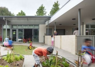 Feature image for the article 'How childcare centre design keeps kids healthy' by Bridie Walsh
