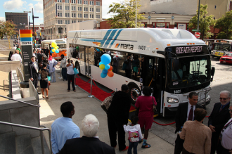 Feature image for the article 'Lessons from the dramatic resuscitation of Atlanta's public transit'