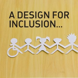 Thumbnail for the article 'A design for inclusion'