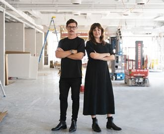 Thumbnail for the article 'Hames Sharley's Perth studio appoints two new Senior Interior Designers'