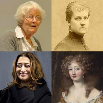 Thumbnail for the article 'From the pioneers to the modern-day – some of architecture's greatest females'