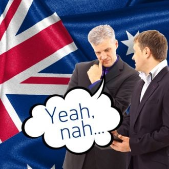 Thumbnail for the article 'Yeah, nah – Aussie Slang at work' by Vanessa McDaid